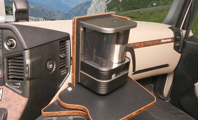 Kirk Electronic 24V Kaffeemaschine